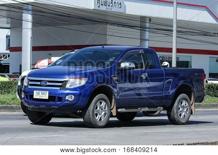 Private Pickup Car, Ford Range
