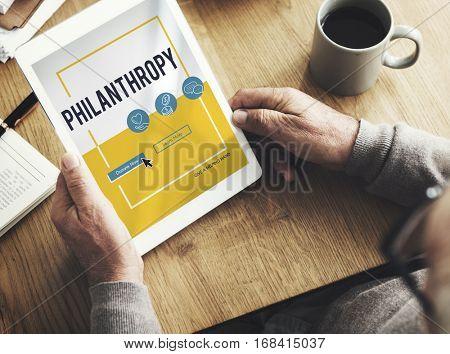 Hope Care Donate Altruism Philanthropy