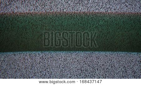 noise interference bad tv signal screen television
