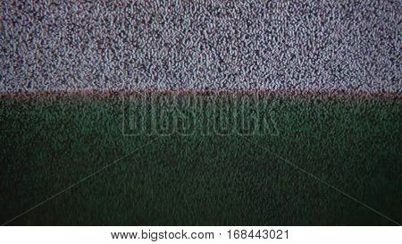 noise interference bad signal tv screen television