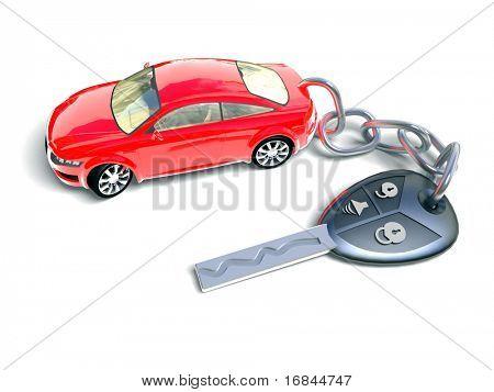 Fahrzeugschlüssel
