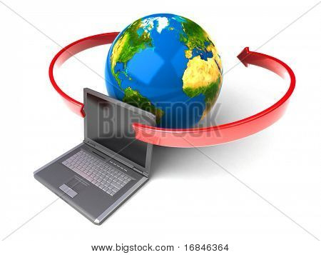 Red mundial de Internet