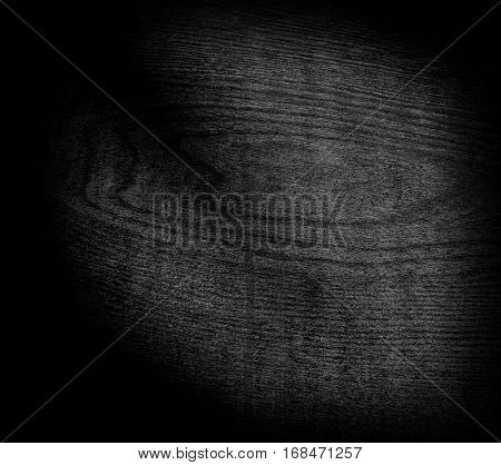 Grunge texture of the dark surface of old wood