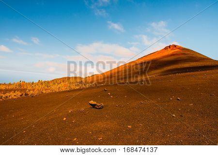 Volcano Teide National Park Tenerife Canary Islands