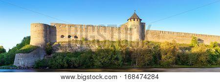 Ivangorod Medieval Fortress, Russia