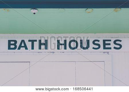 Point Pleasant Bath House