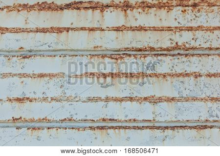 Metal Siding Background
