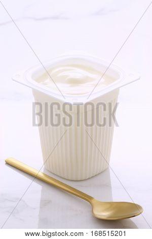 Greek Comercial Yogurt