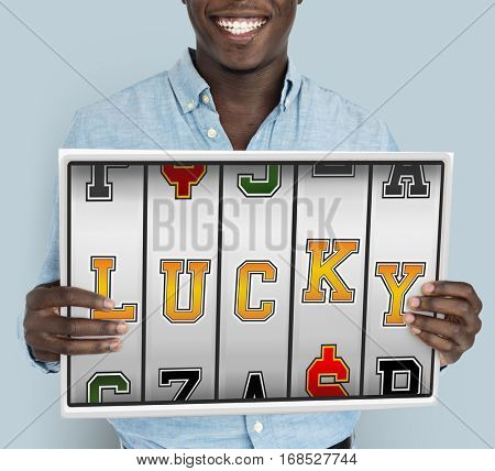 Audio Lucky Place Party Slot Machine