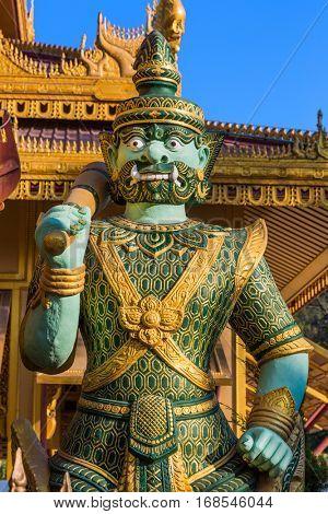 Kyauk Taw Gyi Phayar Mandalay city Myanmar