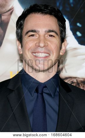 Chris Messina at the Los Angeles premiere of 'Live By Night' held at the TCL Chinese Theatre in Hollywood, USA on January 9, 2017.