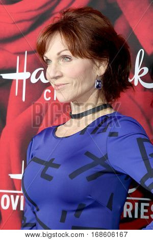 LOS ANGELES - JAN 14:  Marilu Henner at the Hallmark TCA Winter 2017 Party at Rose Parade Tournament House  on January 14, 2017 in Pasadena, CA