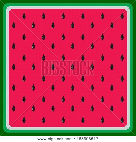 Concept watermelon. Trends Flato style. Truncated odds wallpaper , , web Page background, surfactant is texture, fashion print, greeting card, Paper the wrapping, textiles