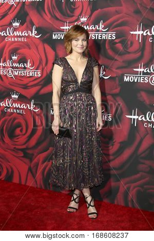 LOS ANGELES - JAN 14:  Candace Cameron Bure at the Hallmark TCA Winter 2017 Party at Rose Parade Tournament House  on January 14, 2017 in Pasadena, CA