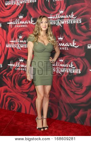 LOS ANGELES - JAN 14:  Alexa PenaVega at the Hallmark TCA Winter 2017 Party at Rose Parade Tournament House  on January 14, 2017 in Pasadena, CA
