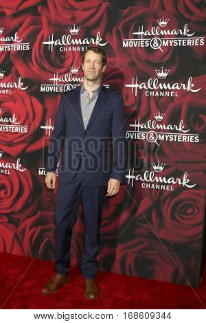 LOS ANGELES - JAN 14:  Colin Ferguson at the Hallmark TCA Winter 2017 Party at Rose Parade Tournament House  on January 14, 2017 in Pasadena, CA