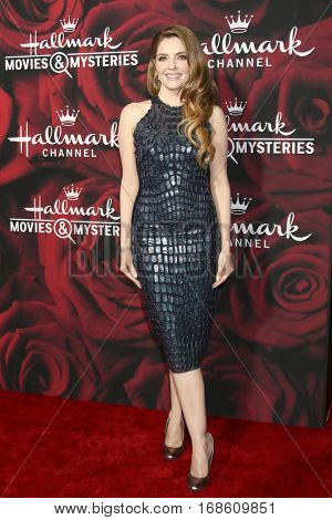 LOS ANGELES - JAN 14:  Jen Lilley at the Hallmark TCA Winter 2017 Party at Rose Parade Tournament House  on January 14, 2017 in Pasadena, CA