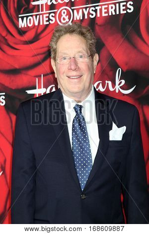 LOS ANGELES - JAN 14:  John Sterling at the Hallmark TCA Winter 2017 Party at Rose Parade Tournament House  on January 14, 2017 in Pasadena, CA