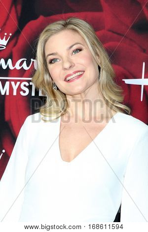 LOS ANGELES - JAN 14:  Kylee Evans at the Hallmark TCA Winter 2017 Party at Rose Parade Tournament House  on January 14, 2017 in Pasadena, CA