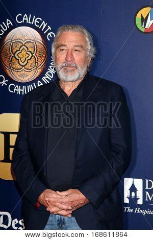 Palm Springs - JAN 15:  Robert DeNiro at the PSIFF - Closing Night Screening