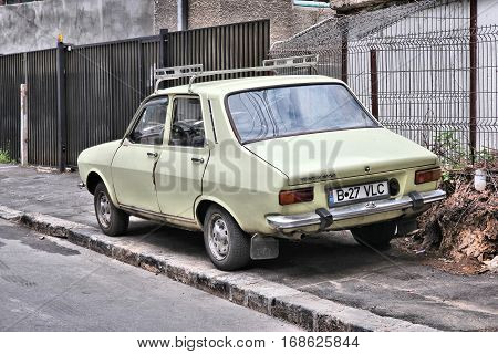 Romania - Dacia Car