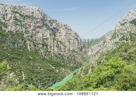 Grand Canyon du Verdon, Provance, France