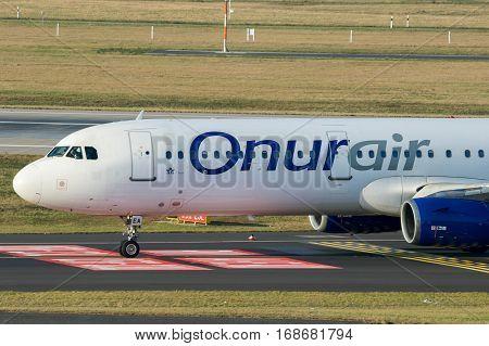 Airbus A321 Onurair