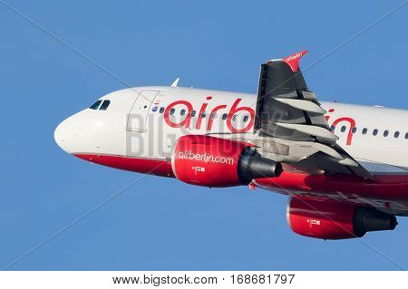Airbus A319 From Air Berlin