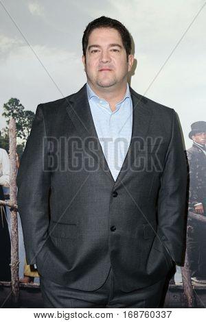 LOS ANGELES - DEC 13:  Joe Pokaski at the WGN America's