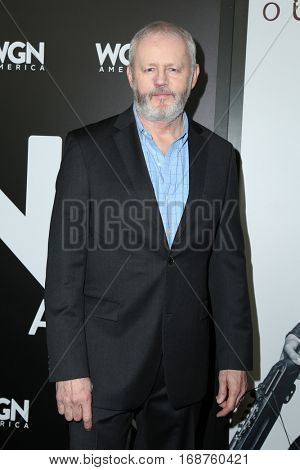 LOS ANGELES - DEC 13:  David Morse at the WGN America's