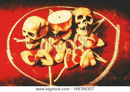 Satan Offerings