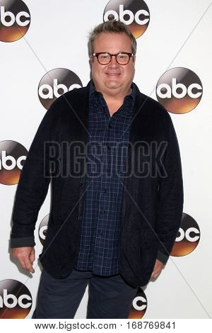 LOS ANGELES - JAN 10:  Eric Stonestreet at the Disney/ABC TV TCA Winter 2017 Party at Langham Hotel on January 10, 2017 in Pasadena, CA