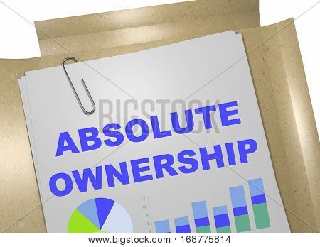 Absolute Ownership - Business Concept