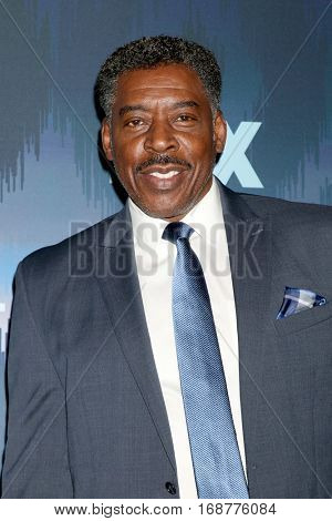 LOS ANGELES - JAN 11:  Ernie Hudson at the FOX TV TCA Winter 2017 All-Star Party at Langham Hotel on January 11, 2017 in Pasadena, CA