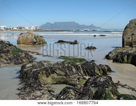 BLOUBERG STRAND, CAPE TOWN SOUTH AFRICA 14asa