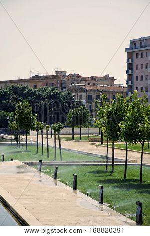 Il Palazzo della Zisa di Palermo - Sicilia