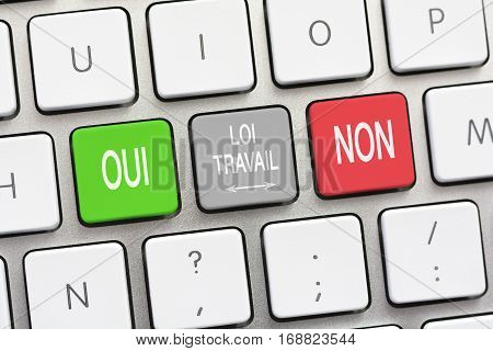 Labor Law Question And Answer Yes And No In French