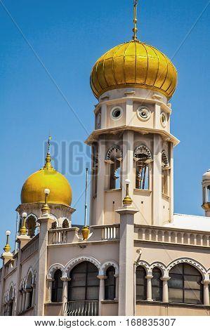 Juma Masjid Mosque in Durban South Africa