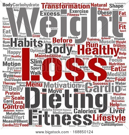 Vector concept or conceptual weight loss healthy dieting transformation square word cloud isolated on background metaphor to access, future app, lifestyle communication, social tool, online services