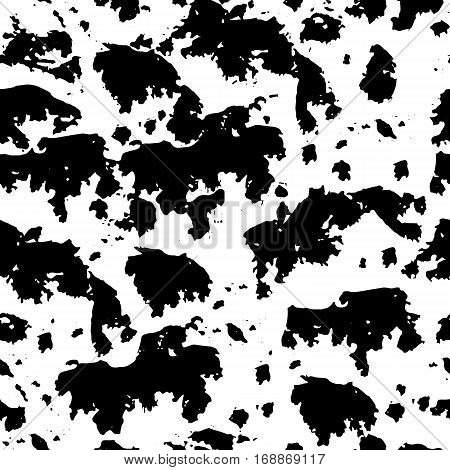 Seamless texture of animal skins, vector illustration