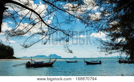 Pak Meng Beach is a tourist attraction of the province Thailand.