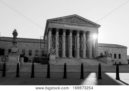 United States Supreme Court - Washington DC USA