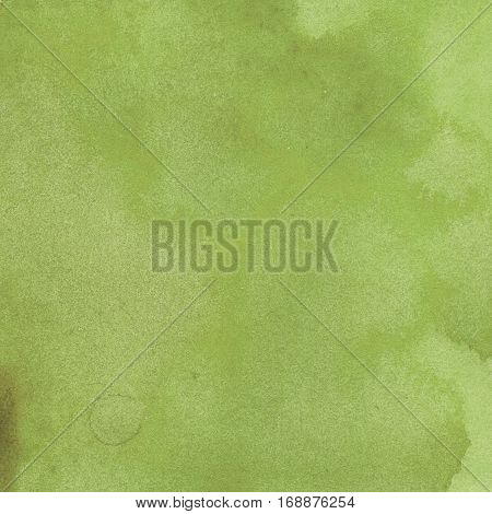 watercolor texture transparent mint blue green greenery shades spots. watercolor abstract background spot blur fill