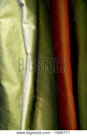 Elegant And Soft Fabric Background