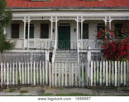 Front-Porch Belize