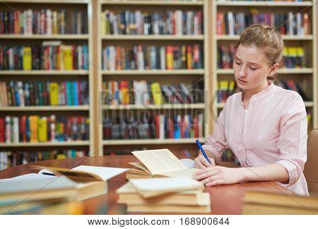 Keen on literature