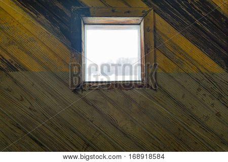 Small Window In The Door