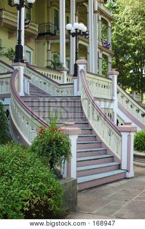 Atheneum Steps