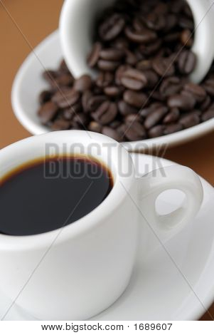 Espresso And Beans