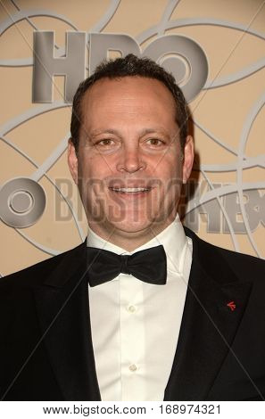 LOS ANGELES - JAN 8:  Vince Vaughn at the HBO Golden Globes After-Party at Circa 55 at Beverly Hilton Hotel on January 8, 2017 in Beverly Hills, CA
